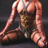 女性の縛り方