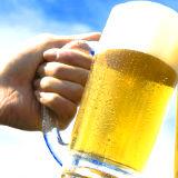 夏はアナルビール